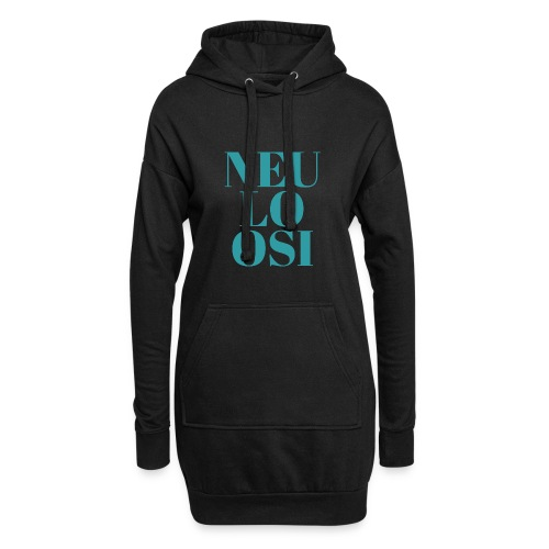 Neuloosi - Hoodie Dress