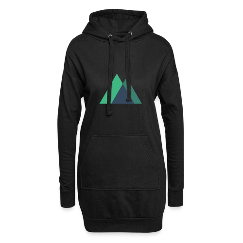 Mountain Logo - Hoodie Dress