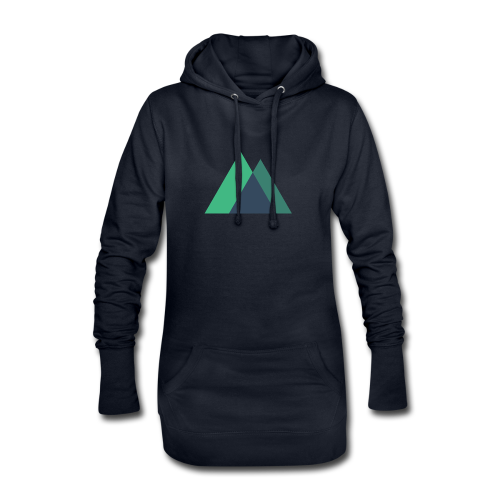 Mountain Logo - Hoodie Dress