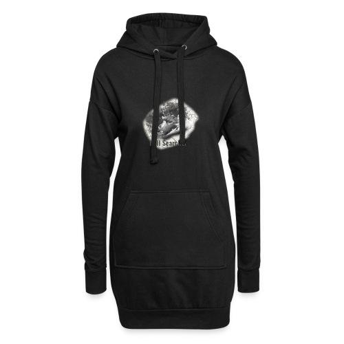 I am Hell Searcher, T-Shirt Women - Hoodie Dress