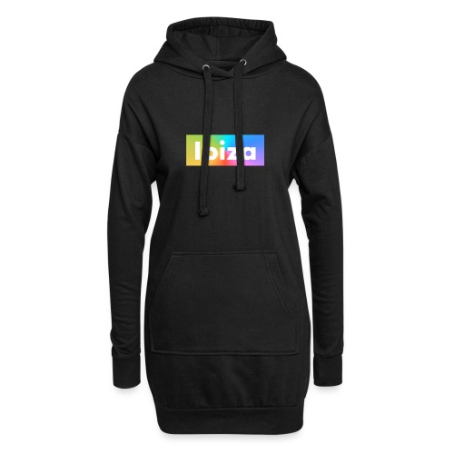 IBIZA Color - Hoodie Dress