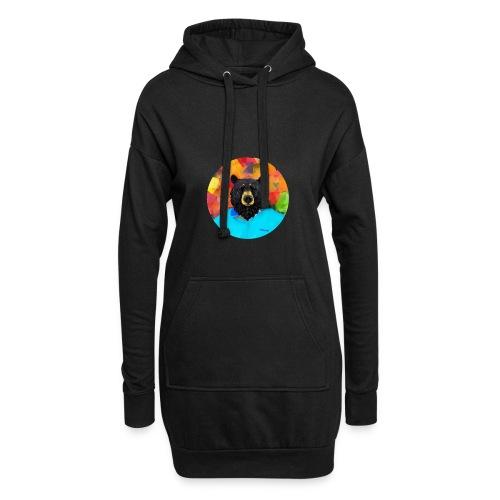 Bear Necessities - Hoodie Dress