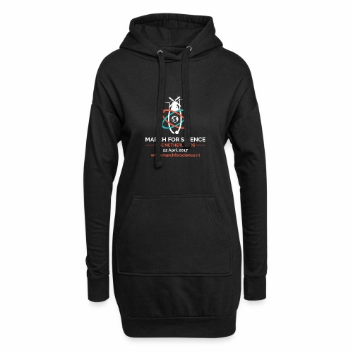 MfS-NL logo dark background - Hoodie Dress