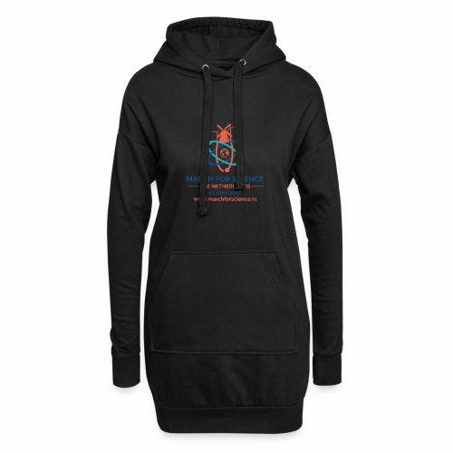 MfS-NL logo light background - Hoodie Dress