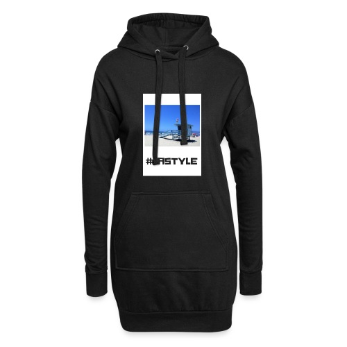 LA STYLE 2 - Hoodie Dress