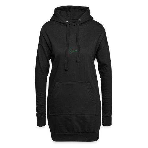 Signature. - Sweat-shirt à capuche long Femme