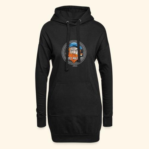 Whisky T Shirt Design Prost Maltzeit - Hoodie-Kleid
