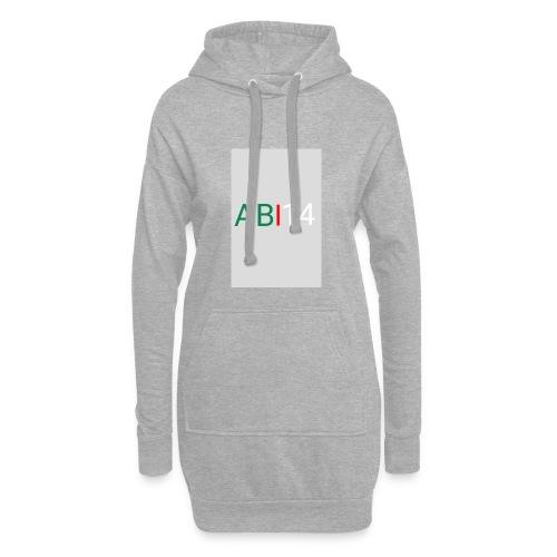ABI14 - Sweat-shirt à capuche long Femme
