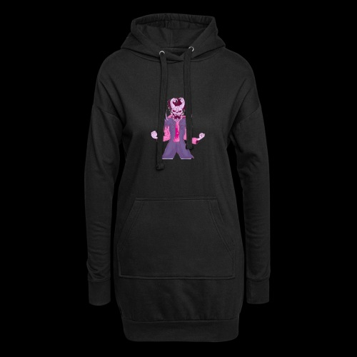 Super BigInGoes - Hoodie Dress
