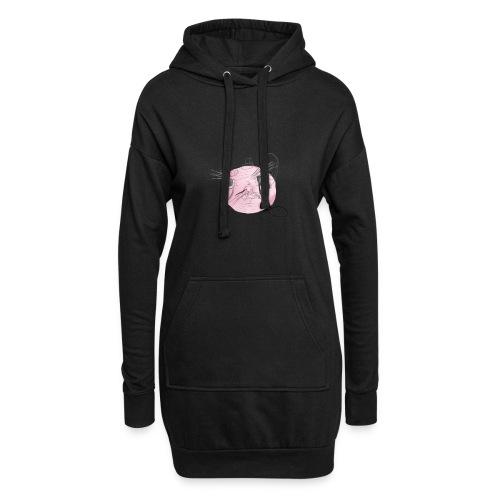 Kolames Merch digitale Zeichnung - Hoodie-Kleid
