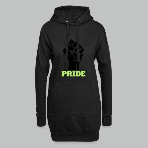 nafri fist - pride - Hoodie-Kleid