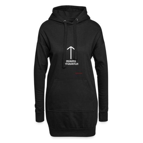 insoumisHyperboréen - Sweat-shirt à capuche long Femme