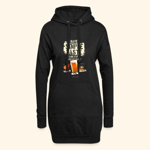 Whiskey Chili Craft Beer SHU IBU PPM - Hoodie-Kleid