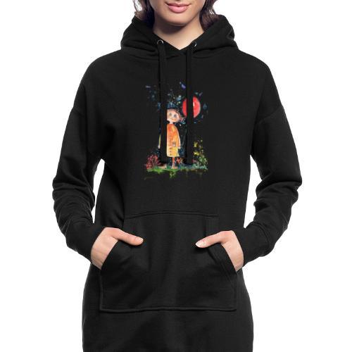 MädchenTräume - Hoodie-Kleid