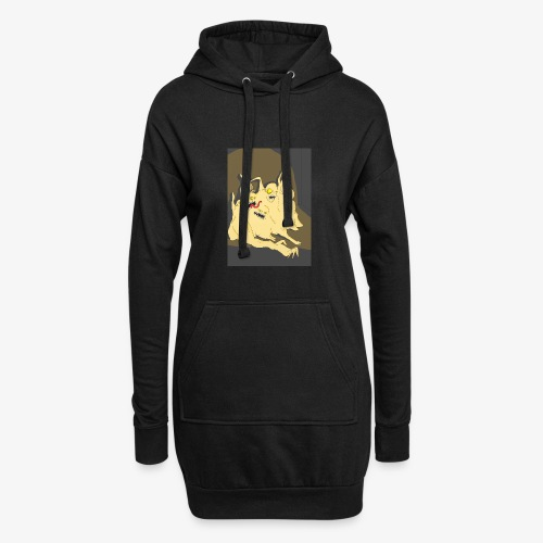 Jester's Museum of Horrors - Specimen 1 - Hoodie Dress