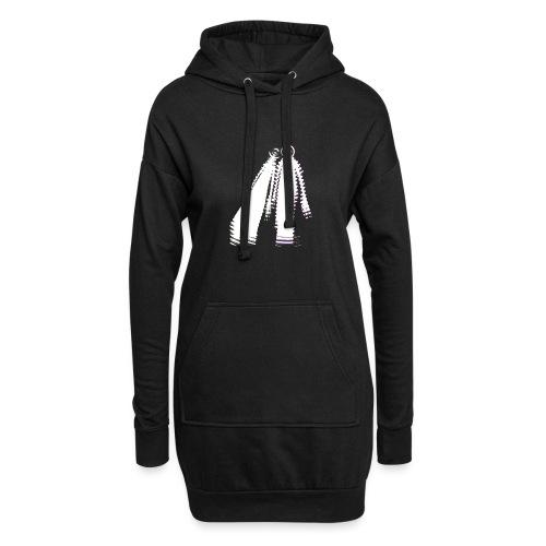 fatal charm - hi logo - Hoodie Dress
