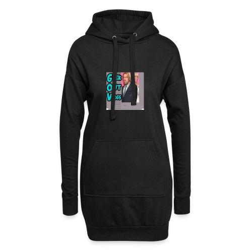 GeekOut Vlogs NES logo - Hoodie Dress