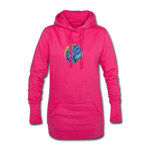 concentric - Hoodie Dress