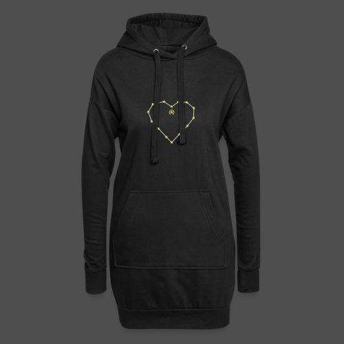 Herz 0HE01 - Hoodie Dress