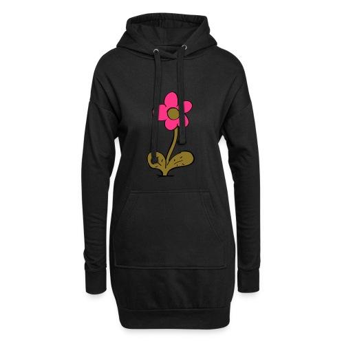 flowershirt-ai - Hoodiejurk