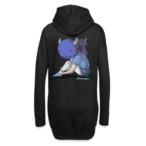 Dream Harvest: The Girl That Became A Monster - Hoodie Dress