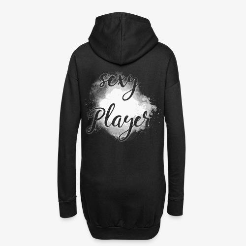 sexy player gamer spieler spiel black 2reborn - Hoodie-Kleid