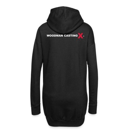 WOODMAN CASTING X - Hoodie-Kleid