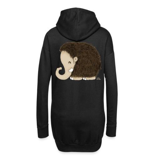 Mini-Mammut Michel - Hoodie-Kleid