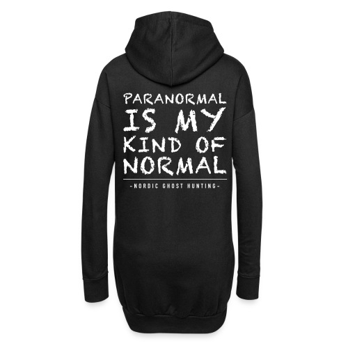 Paranormal is my kind of normal - Luvklänning