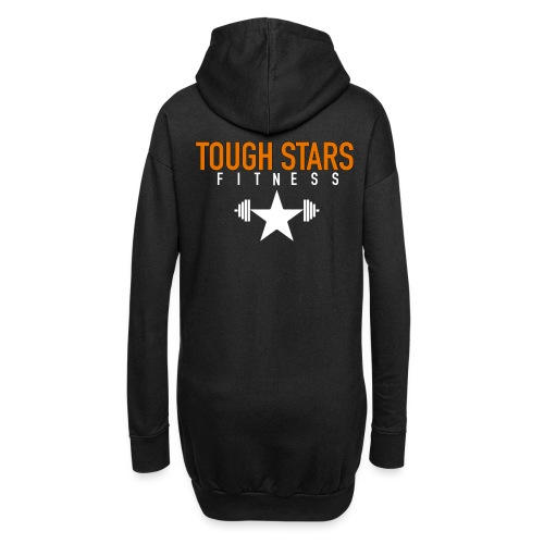 Tough Stars - Hoodie Dress