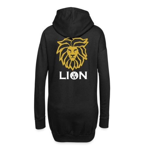 Lion - Hoodie Dress