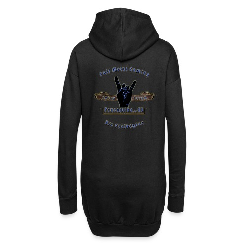 Supporter der Freibeutercommunity - Design by HpT - Hoodie-Kleid