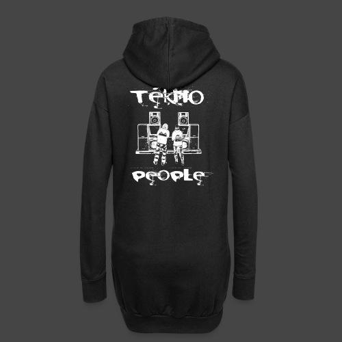personnes Tekno - Sweat-shirt à capuche long Femme
