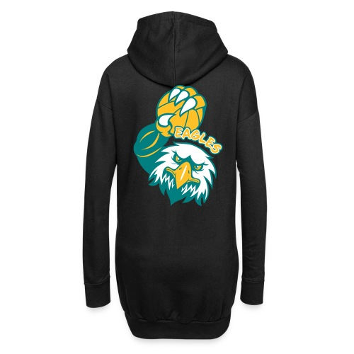 Eagles Basketball - Sweat-shirt à capuche long Femme