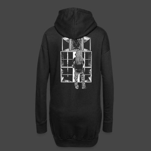 Tekno 23 Système - Sweat-shirt à capuche long Femme