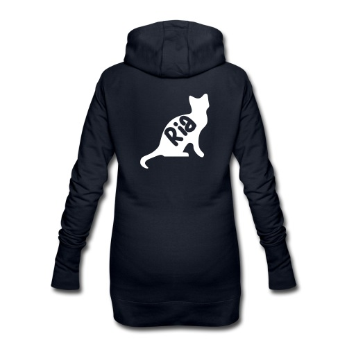 Team Ria Cat - Hoodie Dress