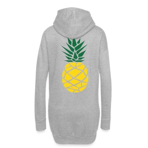 Pineapple - Hoodiejurk