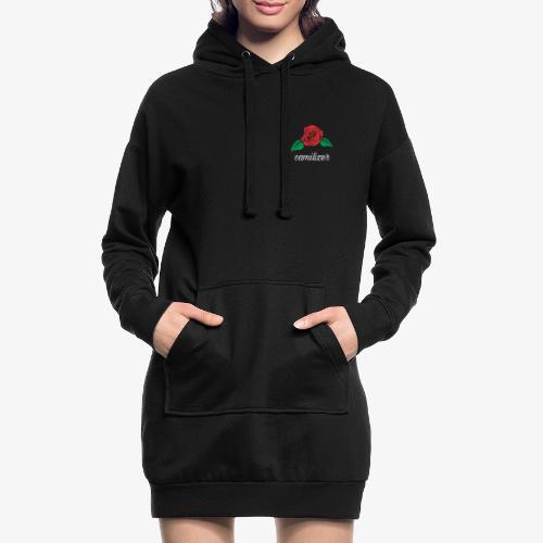 Camilizer Rose - Hoodie Dress