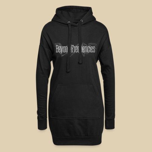 BF - Waves Classic Design Black - Hoodie-Kleid