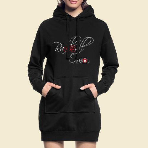 Radball   Oma - Hoodie-Kleid