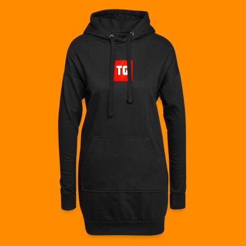 T-Shirt Vrouwen met logo - Hoodiejurk