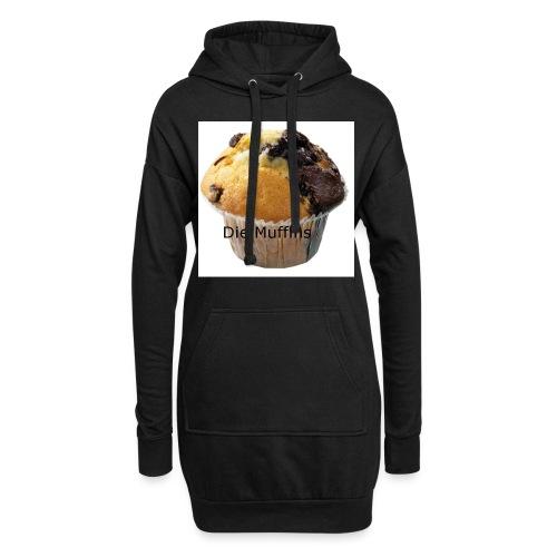 Die Muffins - Hoodie-Kleid