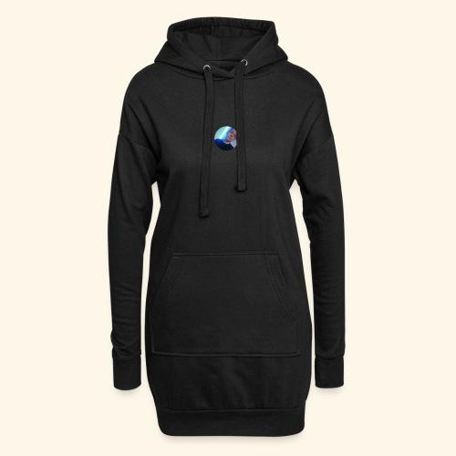 AlanLPB - Sweat-shirt à capuche long Femme