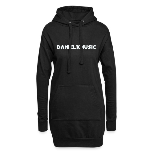 Inscription DanielKMusic - Hoodie Dress