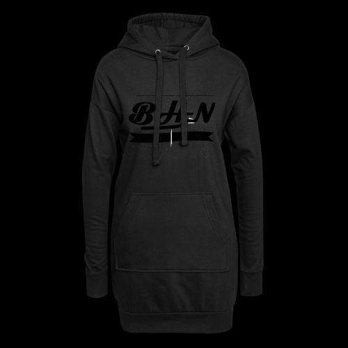 BHN - Sweat-shirt à capuche long Femme