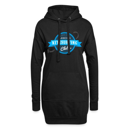 LKSC MAIN LOGO no BG - Hoodie Dress