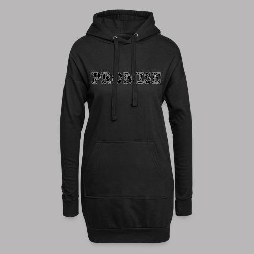 PROMISE - Hoodie Dress