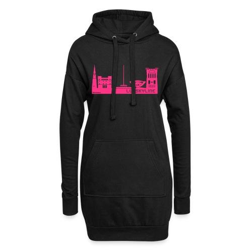 Lu skyline de Terni - Vestitino con cappuccio