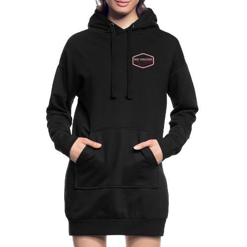 Bboy Knowledge 1st generation Logo - Sweat-shirt à capuche long Femme