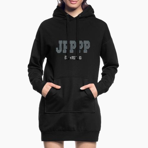 JPPPP for ever - Sweat-shirt à capuche long Femme